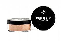 W7 SHEER LOOSE POWDER BISCUIT