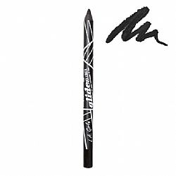 L.A. GIRL GLIDE GEL EYELINER PENCIL VERY BLACK