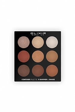 ELIXIR MAKE UP CONTOUR PALETTE