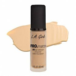L.A. GIRL PRO Matte Foundation Ivory