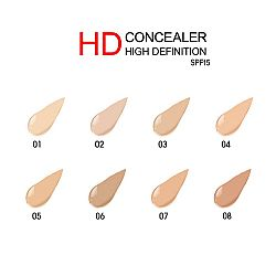GOLDEN ROSE HD Concealer spf15 GR