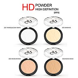 GOLDEN ROSE HD Powder spf 15