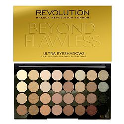 Revolution Ultra 32 Shade Eyeshadow Palette - Beyond Flawless