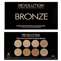 Revolution Bronze Palette - All About Bronze