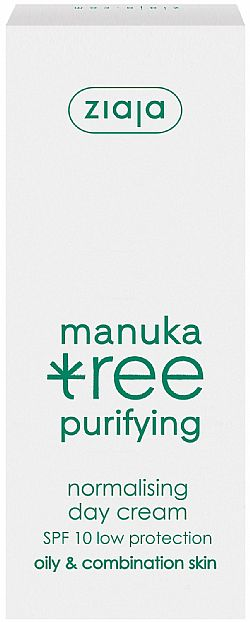 ZIAJA MANUKA TREE PURIFYING