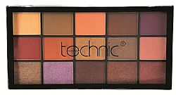 TECHNIC X 15 EYESHADOW PALETTES PEANUT BUTTER&JELLY