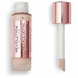 Revolution Conceal & Define Foundation F3