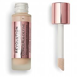 Revolution Conceal & Define Foundation F4