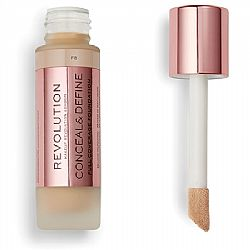 Revolution Conceal & Define Foundation F8