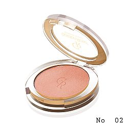 GOLDEN ROSE BLUSH POWDER 02