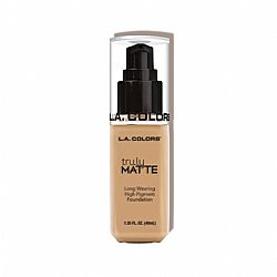 L.A. Colors Matte Foundation Natural