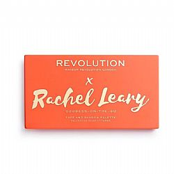 Revolution X Rachel Leary Goddess On The Go Palette