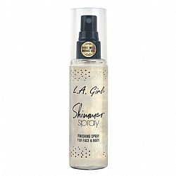L.A. GIRL NEW Shimmer Spray Gold
