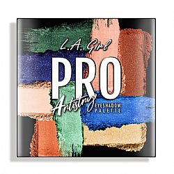L.A.GIRL NEW PRO Eyeshadow Palette Artistry