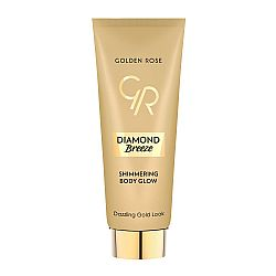 Diamond Breeze Shimmering Body Glow 01 Dazzle Gold