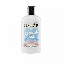 I love Bath & Shower Crème Coconut Ice 500ml