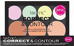 TECHNIC CORRECT AND CONTOUR PALETTE
